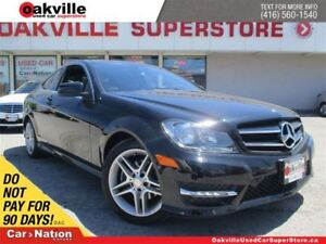 2013 Mercedes-Benz C-Class 250 | PANO SUNROOF | NAVI | BLUETOOTH