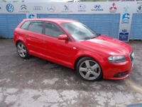 PART X DIRECT OFFERS A AUDI A3 2.0 TDI 170 BHP WITH A NEW MOT AND SERVICE!!!