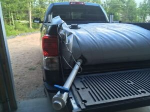 Potable Water Tank Bladder - fits in pickup bed
