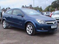VAUXHALL ASTRA 1.4 SXI 3 DR BLUE 1 YRS MOT NEW DISCS PADS ALL ROUND CLICK ON VIDEO LINK FOR MORE INF