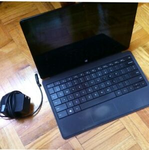 Microsoft Surface with Optional Keyboard