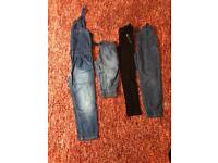 Various girls trousers