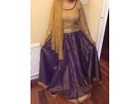 Nearly new Pakistani wedding/formal wear.