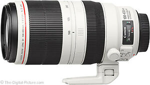 Canon 100-400L IS mark II