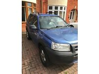 Freelander Td4 Spares or repair