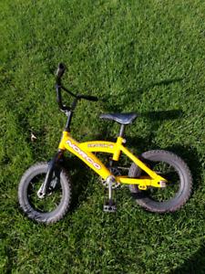 Vélo enfant 12 pouces