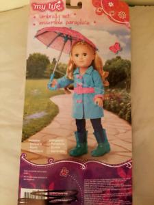 My life Umbrella Set
