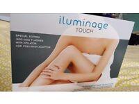 Illuminage permanent hair reduction home system