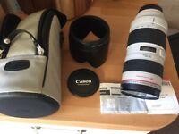 Canon EF 70-200/2.8l USM (274581) non IS
