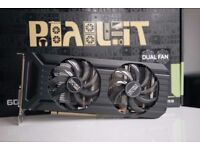 NVIDIA GeForce GTX 1060 (3GB) Graphics Card PALIT RRP 240£