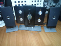 iLuv I9200 High-Fidelity Mini Audio System With 4CD / MP3 CD Changer