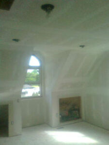 MILTON GEORGETOWN DRYWALL DELIVERY-INSTALL-TAPE MUDD SINCE 1972