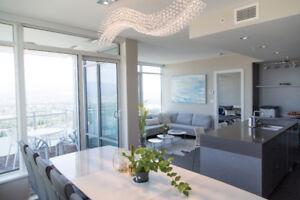 2 Beds 2 Baths Luxury Metrotown Condo