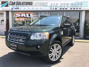 2010 Land Rover LR2 HSE-SN ROOF-LEATHER