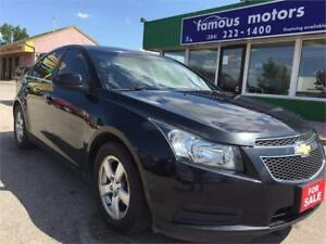 2012 Chevrolet Cruze LT Turbo+ w/1SB FRESH SAFETY!!! CLEAN TITLE