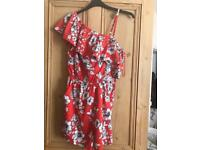 New Look Size 14 Playsuit - Never Worn.