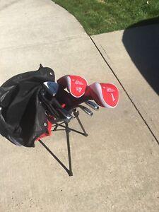 MacGregor Jr golf set