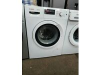 A+++ Class White Bosch Wash+Dry 7/4 Kg Spin 1400 £265