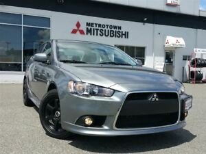 2015 Mitsubishi Lancer SE LTD; CERTIFIED PRE-OWNED