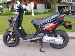 Scooter bws sport 2008