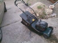Hayter 48cm mower lawnmower- wanborough