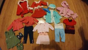 Maplelea Doll - Clothing