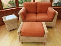 conservatory furniture (seagrass)