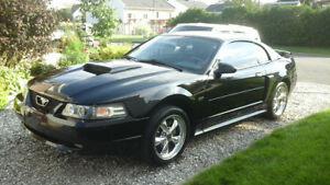 2002 Ford Mustang G T Coupé (2 portes)