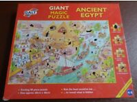 GALT Magic Puzzle Ancient Egypt
