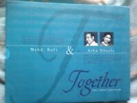 MUHAMMAD RAFI WITH LATA MANGESHKAR & ASHA BHOSLE TOGETHER - A SET OF 6 CDS