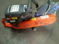 Husqvarna K750 Stone Cutter / Cut off Saw not Stihl Saw