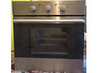 Electrolux Single Electric Oven Stainless Steel Good Working Order