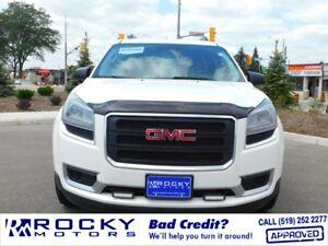 2013 GMC Acadia - BAD CREDIT APPROVALS