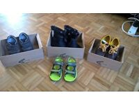 4 pairs Childs shoes (Clarks etc)