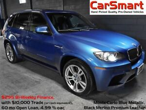 2011 BMW X5 M 1 Owner, No Accidents, 360° Camera, HUD