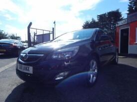 2011 Vauxhall Astra 1.7 CDTi 16V ecoFLEX SRi 5dr 12 months mot,Warranty,Px we...