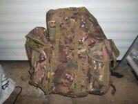 Army Cadet Bergen / rucksack