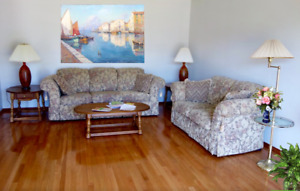 2 BEDROOMS & DEN HOME ON A QUIET ST NEAR SAULT GOLF CLUB