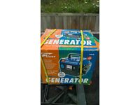 New unused Pro User 850 watt generator