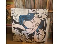 Roy Lichtenstein Pop Art picture