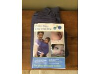 Baby wrap sling