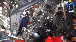Triumph Speed Triple 1050 ENGINE ONLY