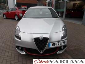 2017 Alfa Romeo Giulietta 2.0 JTDM-2 Speciale 5dr Diesel grey Manual
