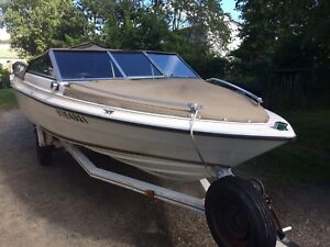 Bowrider  inboard/outboard