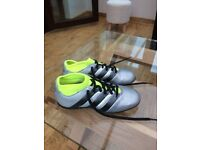 Size 2 Adidas Trainers
