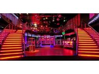 Nightclub Events Booking System – Management Platform, Phone App, event management / booking system