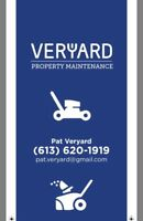 VERYARD PROPERTY MAINTENANCE