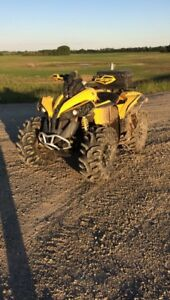 2013 can am renegade 800r