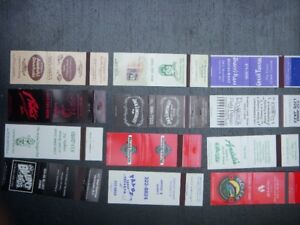 MATCHBOOKS WANTED