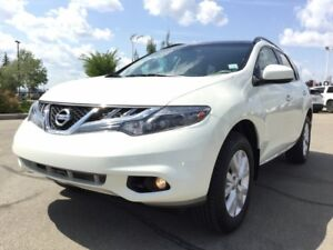 2011 Nissan Murano SL AWD Leather,  Back-up Cam,  Bluetooth,  A/